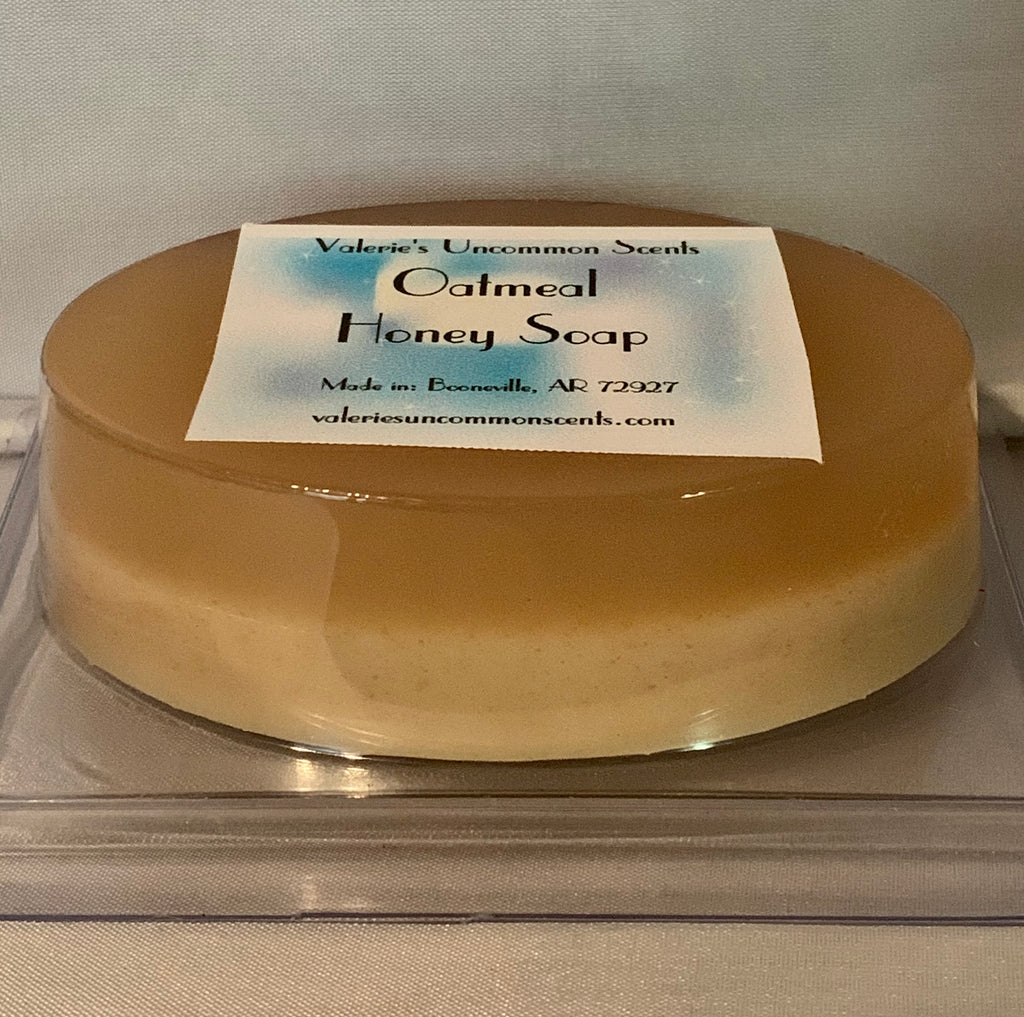 Oatmeal Honey Soap 3.5oz bar