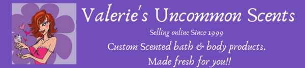 Valerie's Uncommon Scents