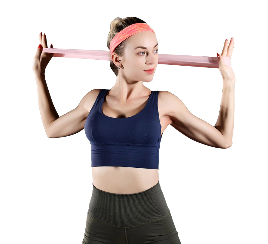 Latex Strength Resistance Bands