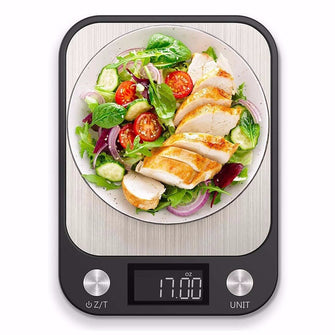 Multifunctional Electronic Kitchen Scale