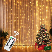 LED Fairy Lights with Remote Control USB