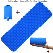 Waterproof Diamond-type inflatable mattress