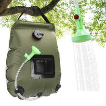 20L Heating Water Bags To Shower With For Outdoor Camping