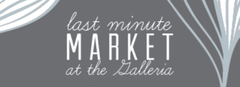 Burton & Levy will be at The Last Minute Market in Cleveland