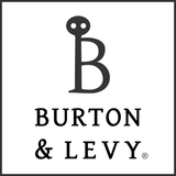 Burton & Levy square text with B logo