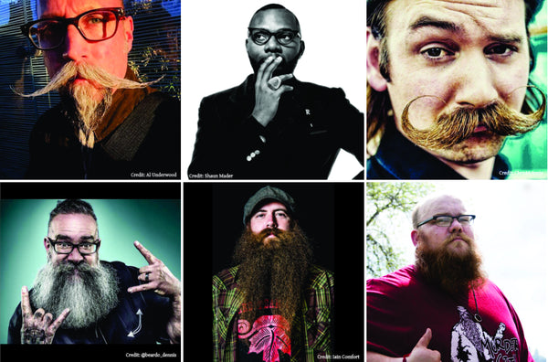 Mustache Dache Detroit 2015 Selfie Competition Judges Panel
