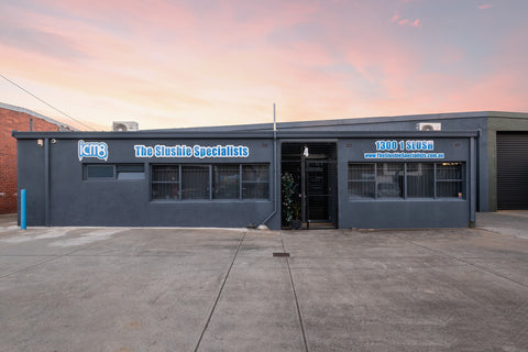 Front of icm8 Warehouse