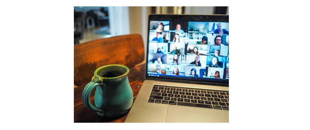 Virtual Meeting Spaces At Home