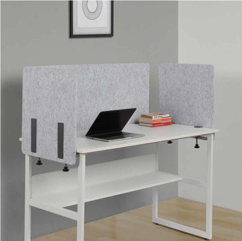 acoustic tackable privacy panels for office