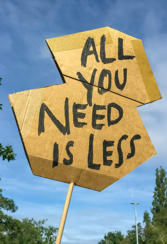 All you need is Less - Time Poverty by The Wellness Advocate Co Nz