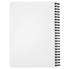 Load image into Gallery viewer, Admiration, Dignity & Strength Tee Notebook