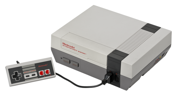 Power Supply for Nintendo NES US (NTSC)