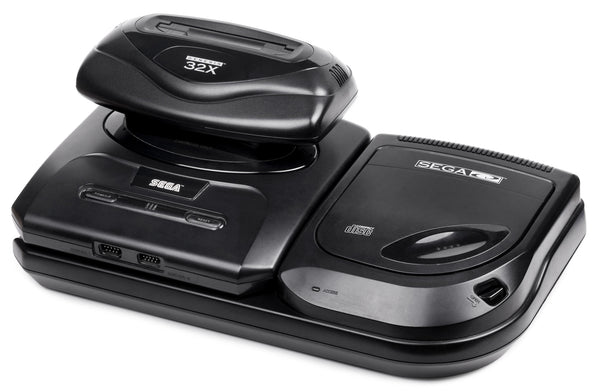 Power Supply All-in-One for Sega Mega Drive \ Genesis + Mega CD + 32X