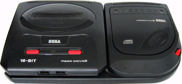 Alimentation All-in-One pour Sega Megadrive \ Genesis + Mega CD