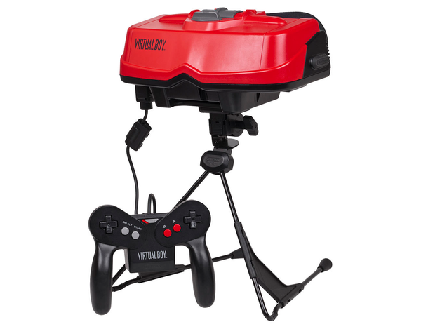 Alimentation pour Nintendo Virtual Boy US