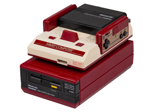 Power Supply All-in-One for Nintendo Famicom + Disk System