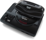 Power Supply All-in-One for Sega Mega Drive \ Genesis + 32X