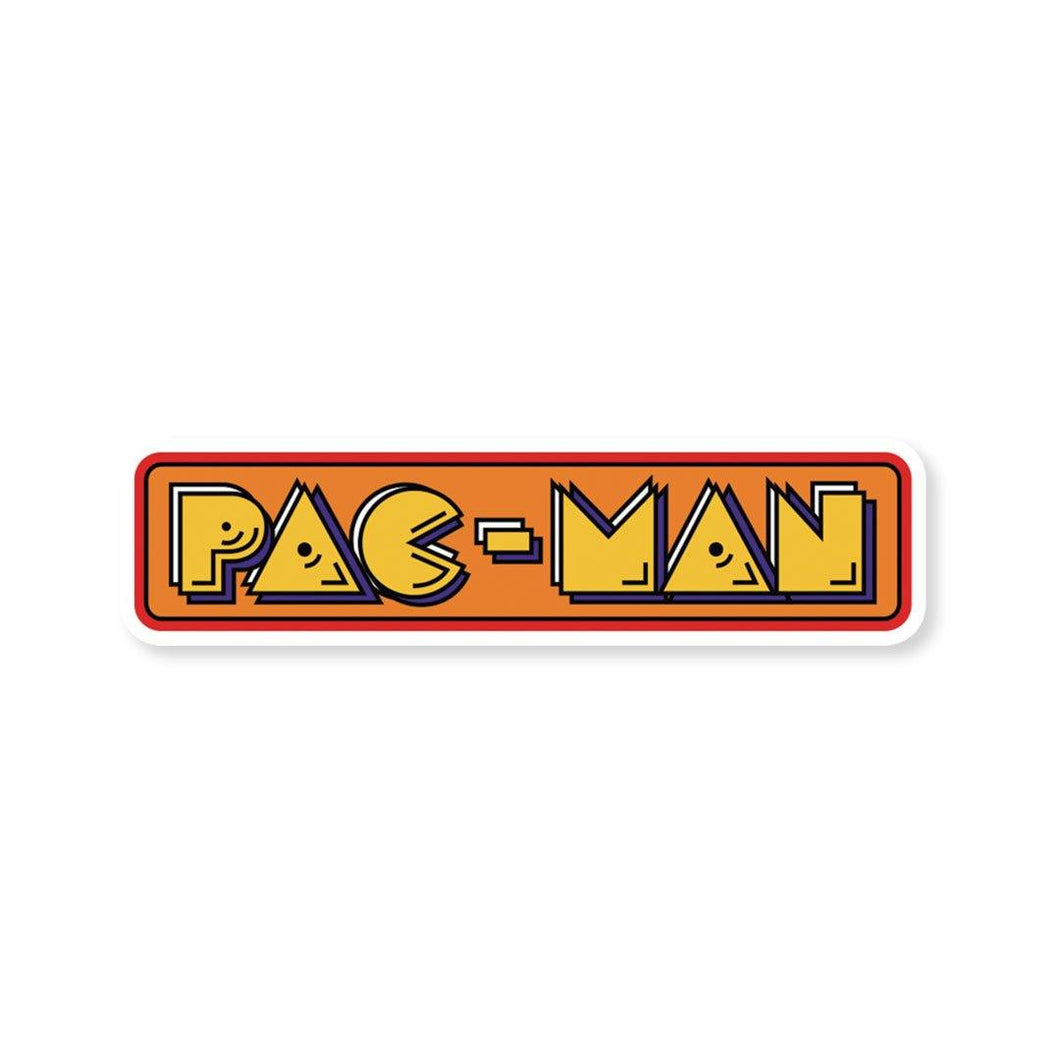 PAC-MAN Sticker - StickIt Up