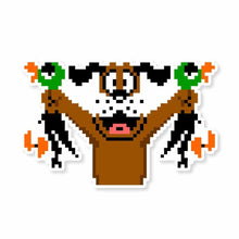Load image into Gallery viewer, Duck Hunt Sticker | STICK IT UP