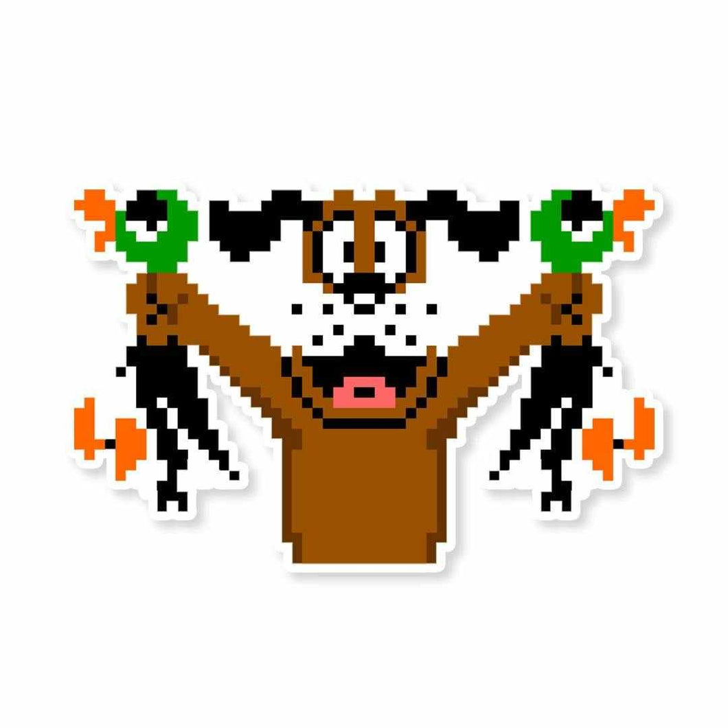 Duck Hunt Sticker | STICK IT UP