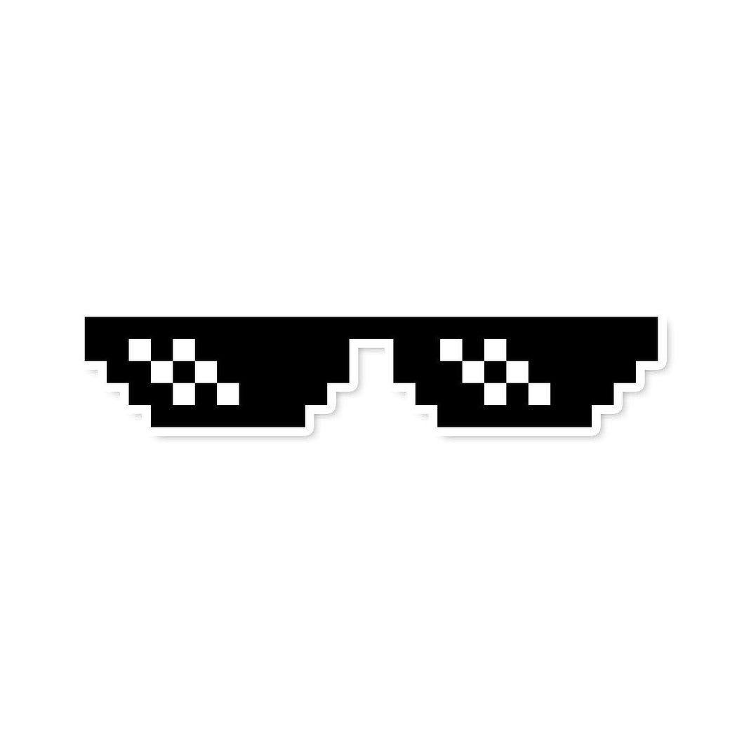 Swag Glasses Sticker | STICK IT UP