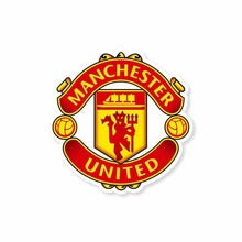 Load image into Gallery viewer, Manchester United logo Sticker | STICK IT UP