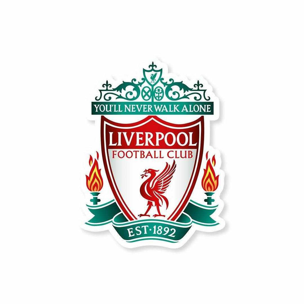 Liverpool FC Logo Sticker | STICK IT UP