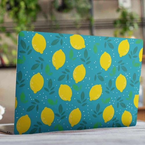 Lemons style Laptop Skin | STICK IT UP