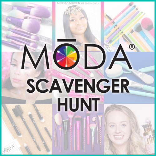 The Great MŌDA® Scavenger Hunt