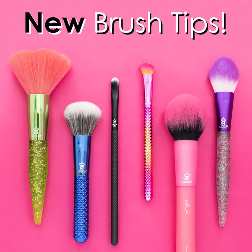 MŌDA Brush Tips - April 2019
