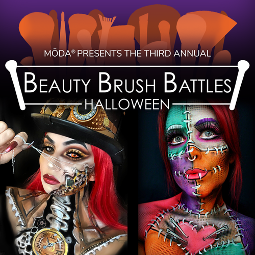 Beauty Brush Battles 2020 Round 1