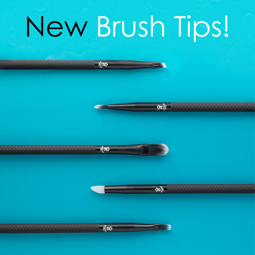 MŌDA Brush Tips - February 2019