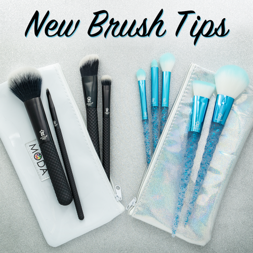 MŌDA Brush Tips - December 2018