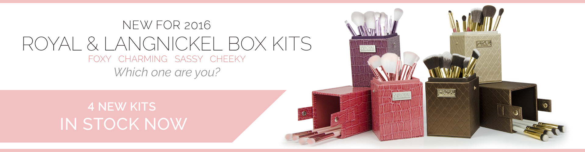 New Box Kits - Now In Stock