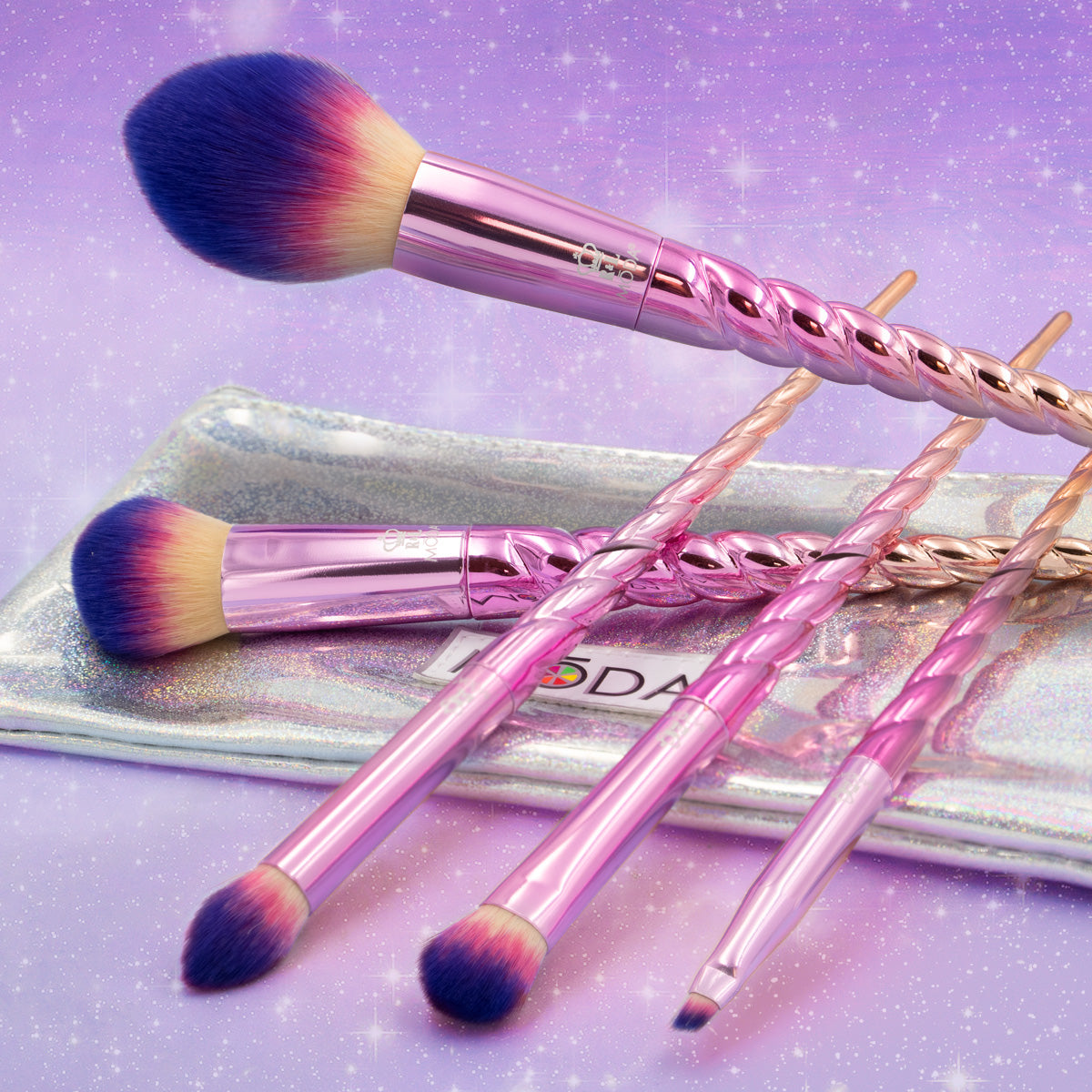 Reach for the Stars! BMD-MSTSET6 - MŌDA® Mythical Professional Makeup Brushes