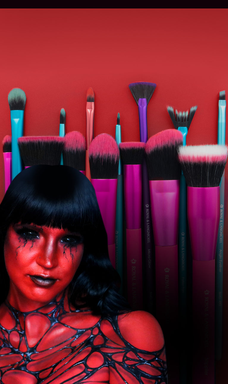 Shop our exclusive Halloween brush set! Only 24.99 down from $84.86