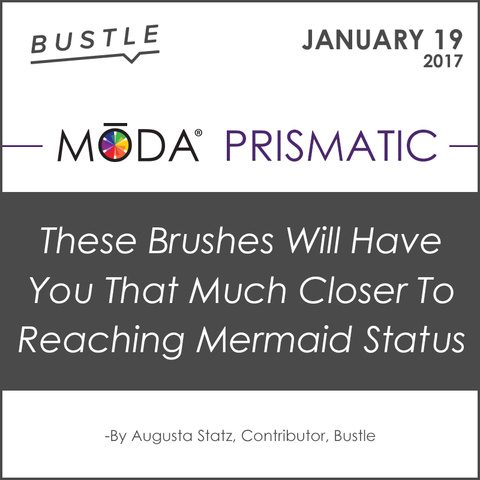 Bustle Spotlight on our Moda Prismatic Face Perfecting Kit
