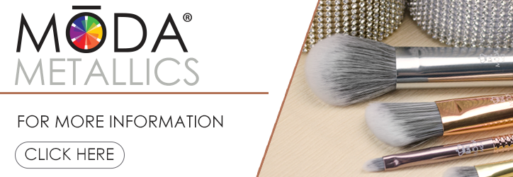 Click here to learn more about MODA® METALLICS