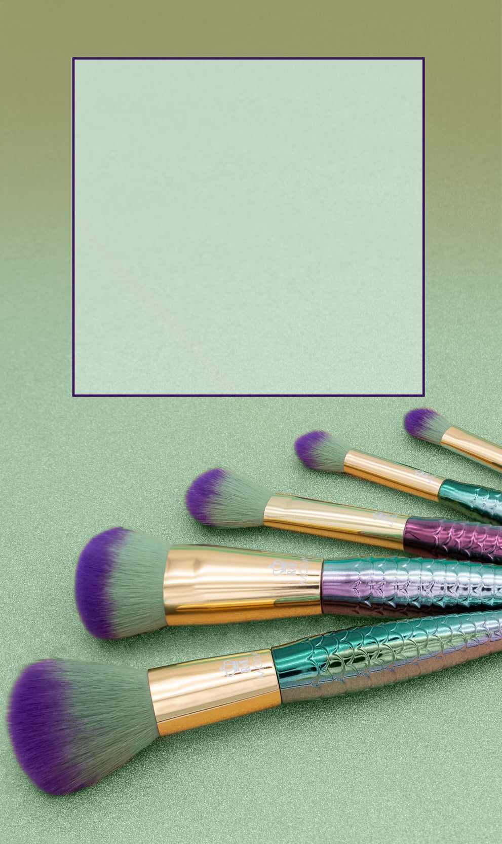 MŌDA® Mythical Professional Makeup Brushes