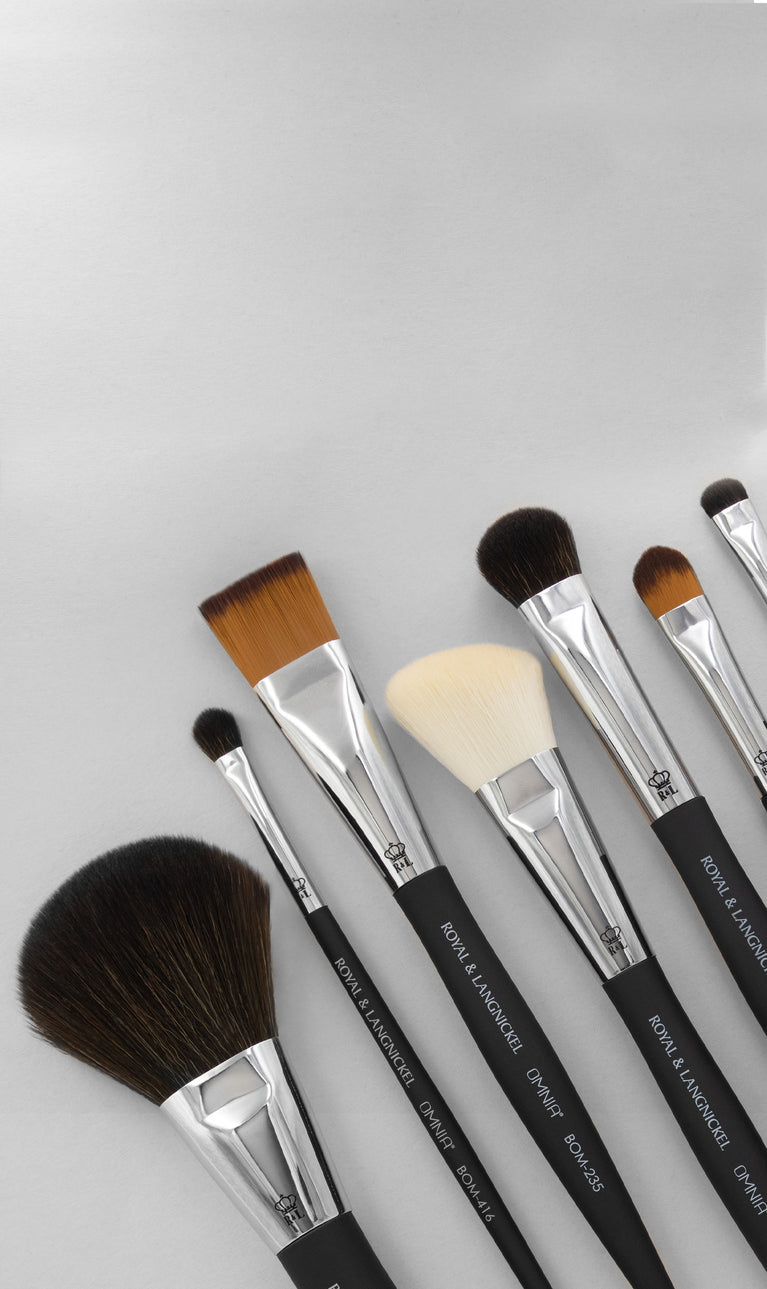 OMNIA® Professional Makeup Brushes