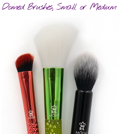 Domed Brushes Small or Medium