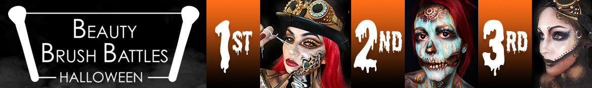 Beauty Brush Battles Halloween Competition 2018 - Championship Winners