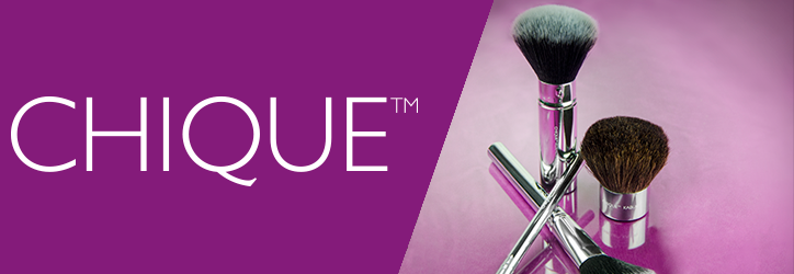 CHIQUE™ Synthetic Brushes