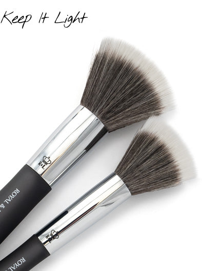 Keep It Light - BOM-251 and BOM-255 Professional Makeup Brushes