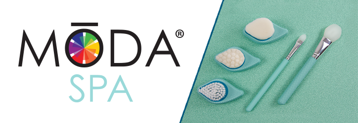Click here to learn more about MODA® Spa