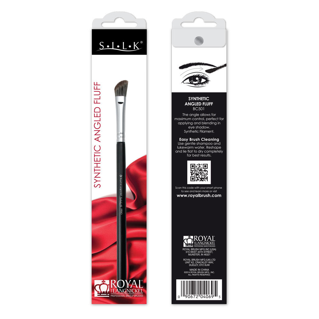 S.I.L.K® Angle Eye Fluff retail packaging