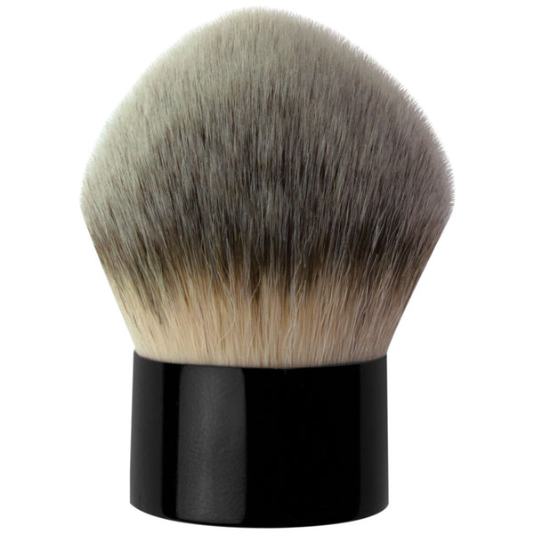 25mm Tri-Color Nylon Pointed Kabuki Makeup Brush