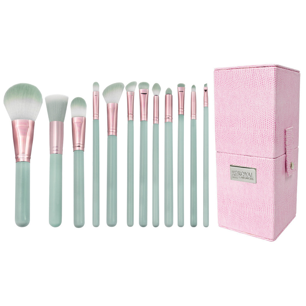 Love Is... Trusting™ – 13pc Brush Kit Makeup Brushes and Storage Box