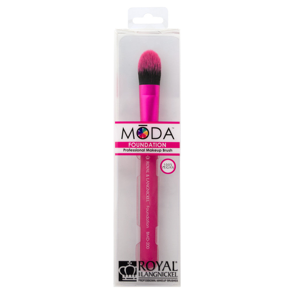 BMD-200 - MODA® Foundation Retail Packaging