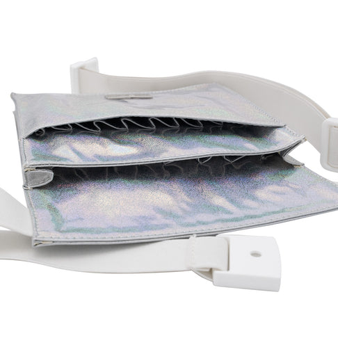 MŌDA® Holographic 17 Compartment Brush Belt
